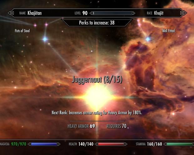 Juggernaut (additional 10 levels of this perk)