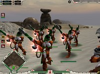 screens of updated eldar
