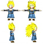 Sosen (My RPG Character)