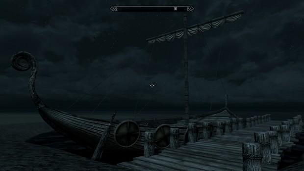 Erat/boat to skyrim