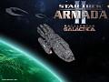 Battlestar Galactica Mod  - for Star Trek Armada 2
