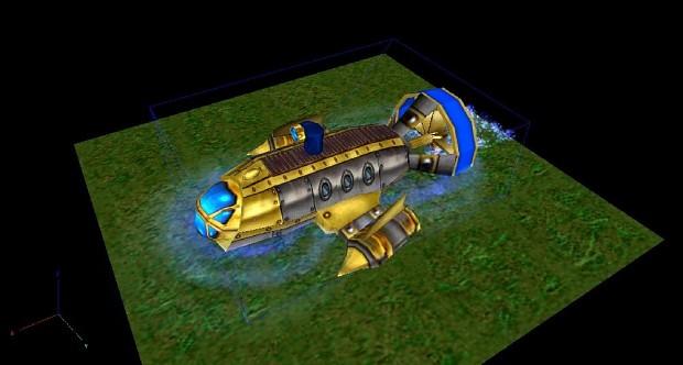 Gnome Submarine
