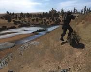 Distant combat - gotta love it