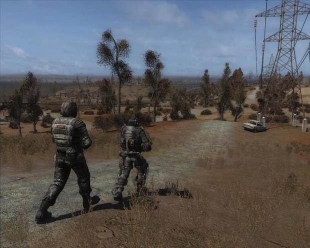Duty Commando on patrol