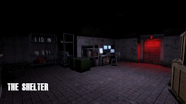 The Shelter - Main Room
