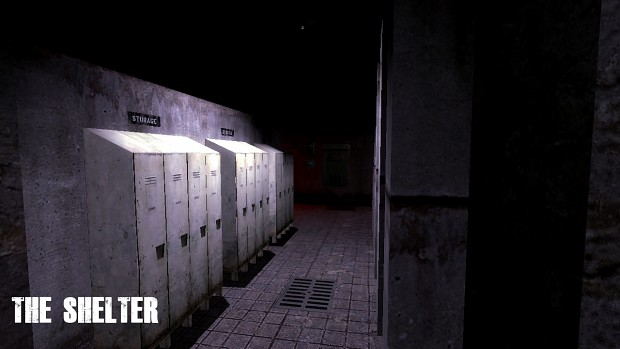 The Shelter - Hallway