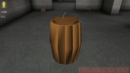 Wood Barrel Preview