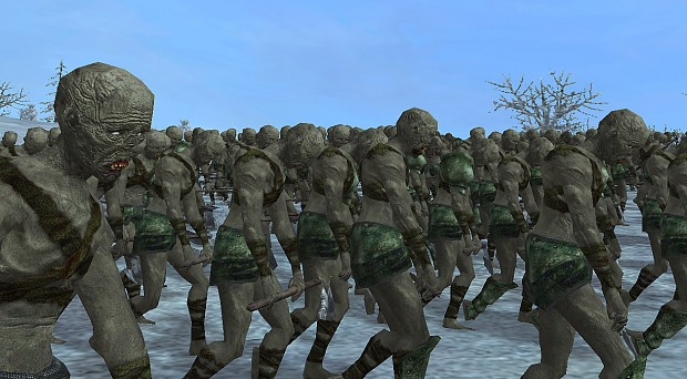 myth total war screenshot