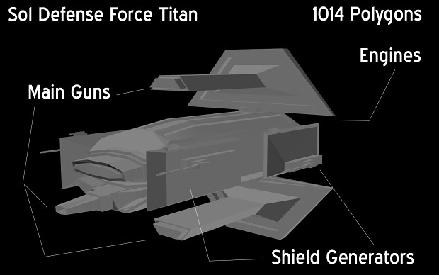 Remade SDF Titan
