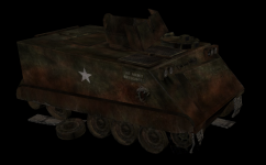 M113 Wreck
