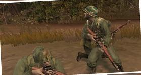 WIP Riflemen models (Ingame)