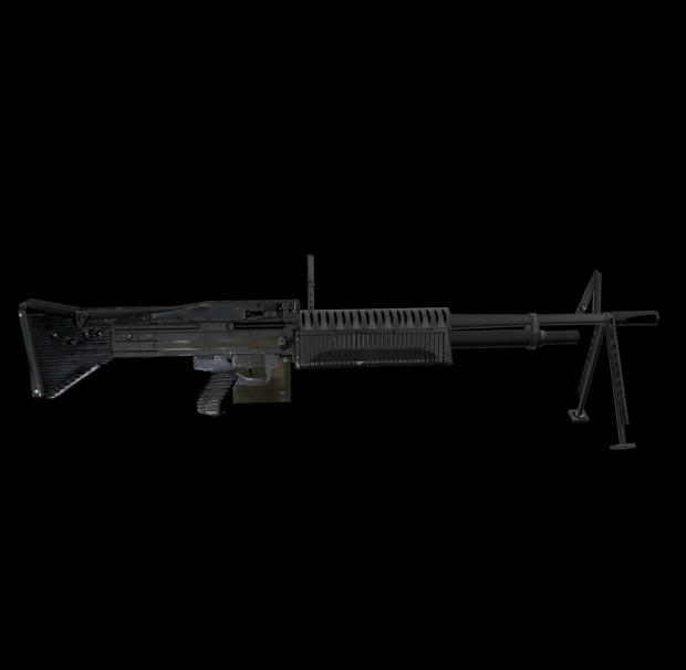 M60 reskin
