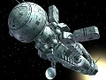 THE GREAT WAR IN IN SPACE