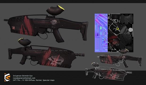 Final gun