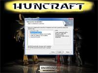 HunCraft Genocide installation