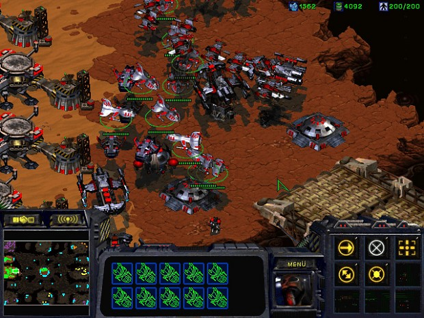 Terran mass air