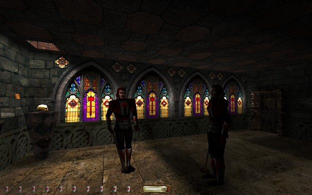 New Church window - 0.9.3 preview
