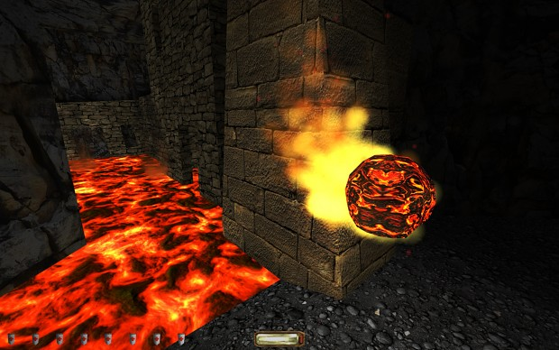New Fire Element