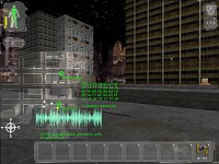 Wireless Network Hacking Interface