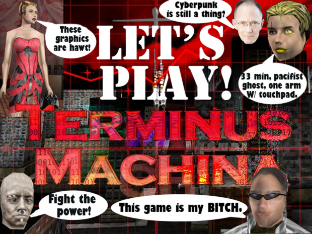 Let's Play! Terminus Machina Competition