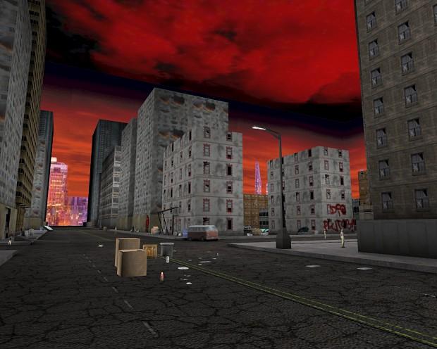 Rote Nacht, America (New Skybox!)