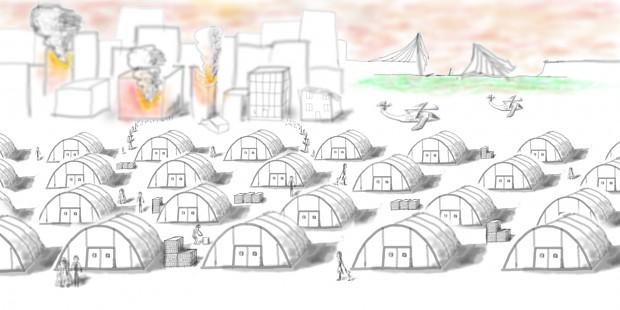San Fran Refugee Camp