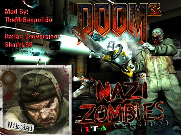Doom 3 Nazi Zombie Mod (ITA Version)