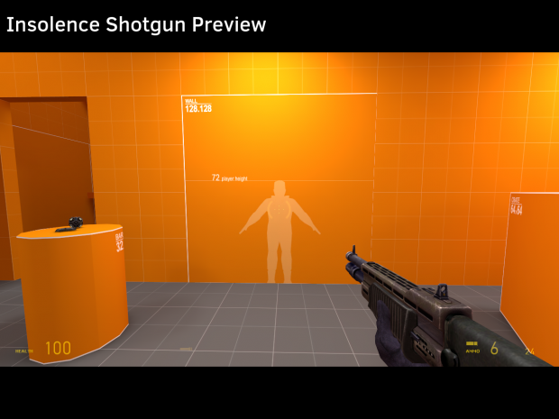 New Shotgun Model by Mambridge