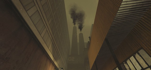 Smokestack Particles Test