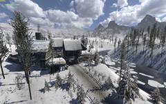 Koryakino - A snowy village