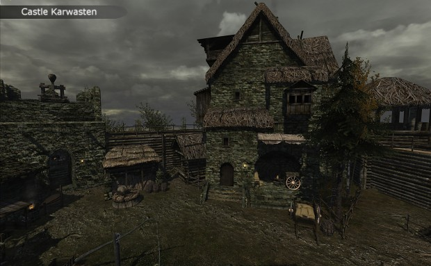 Makeshift Castle