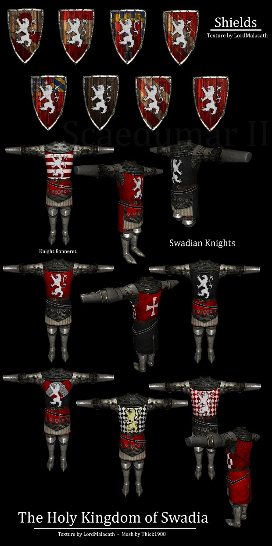 Swadian Knighthood - Scaedumar II version