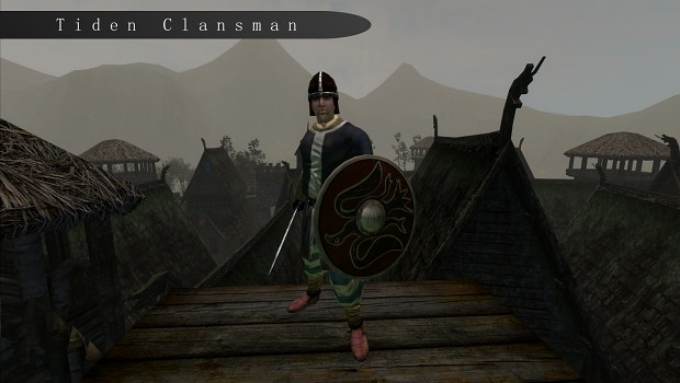 A clansman in Axevalla