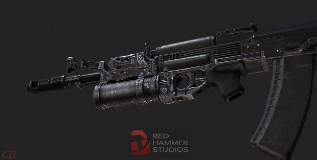 AK-74M GP-25