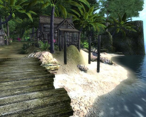 "Oblivion Mod ""Curse of the past"" - Screenshots"