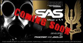 SAS Mod 1.1 Coming Soon
