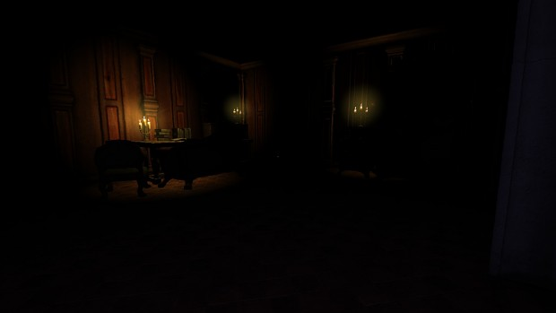 Amnesia: The House Part 1 Rooms