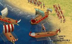 Roman Triremes