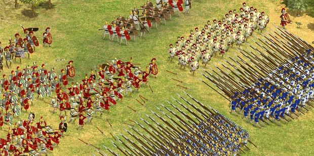 Rome vs Macedon