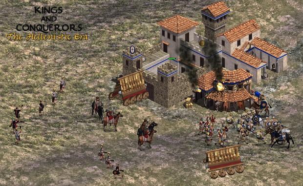 Fortress Assault