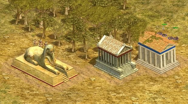 New building models!