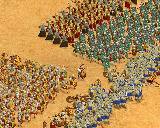 Roman Civil War (and a competition!)