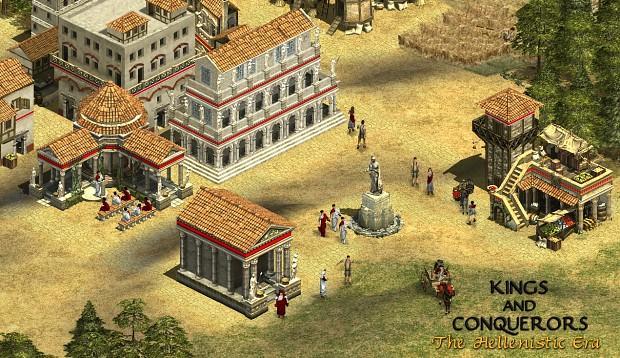 Roman City Life Part 2