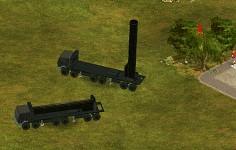 """""""Mstitel"""" mobile cruise missile platform"""