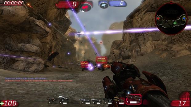 Canyon Combat