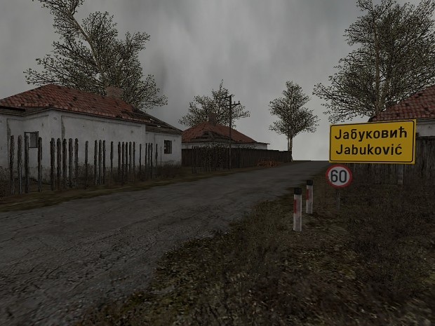 Jabuković Alpha screens