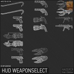 Hud icons by Haso9cr