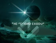 The Second Exodus map cover