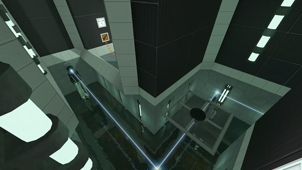 The Second Exodus: light beam platform