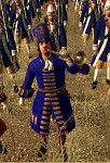 Brandenburg grenadier musician wip